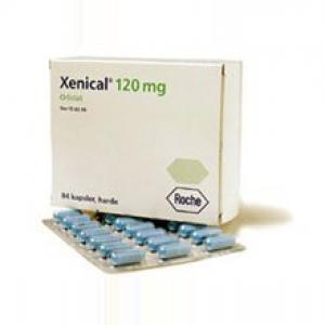 Xenical 84 - Orlistat - Roche, Switzerland